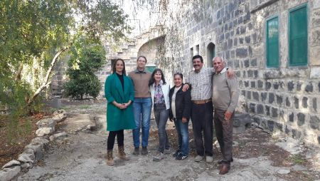 Das Team des DEI Amman
