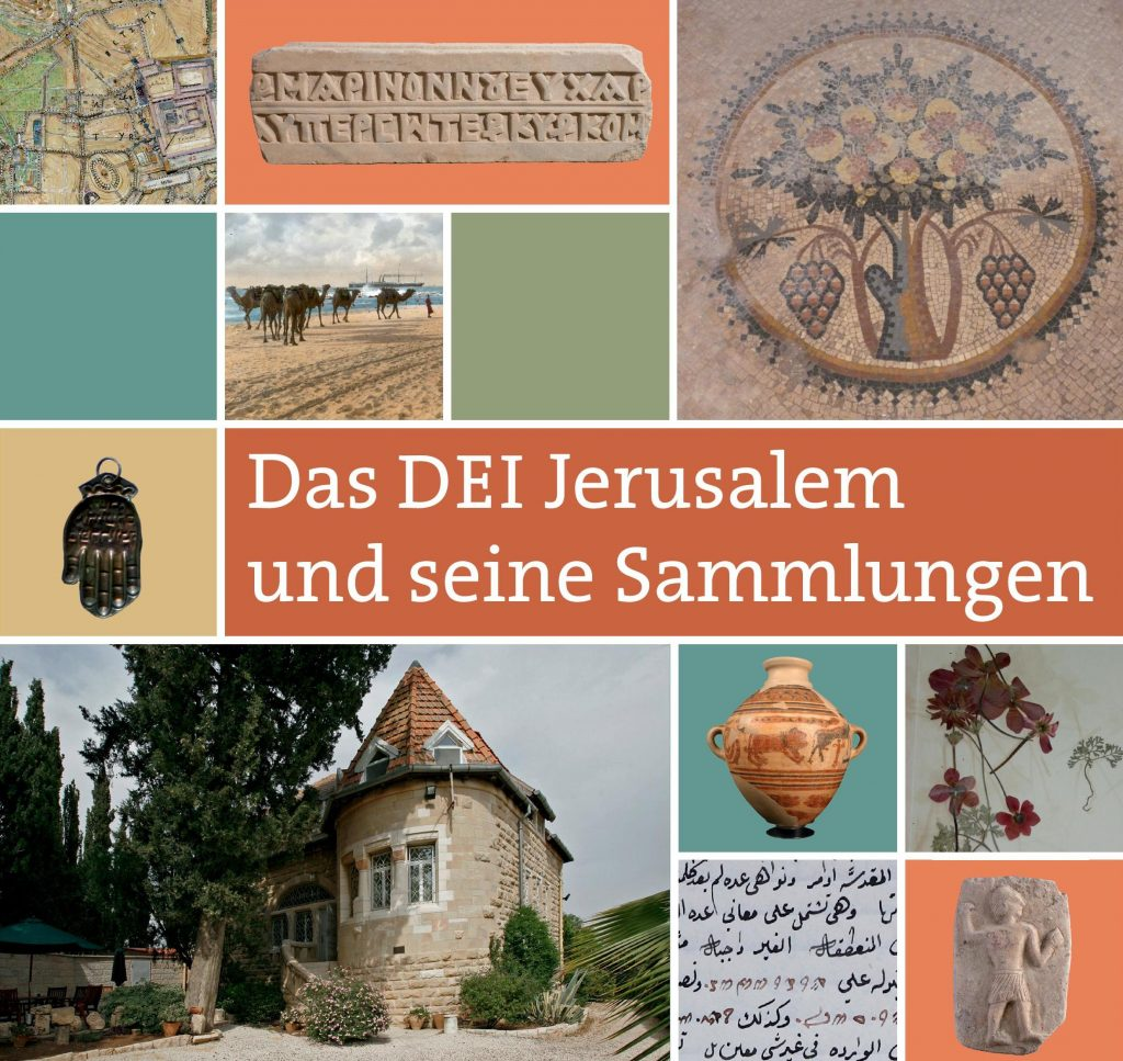 Cover Broschüre Sammlung