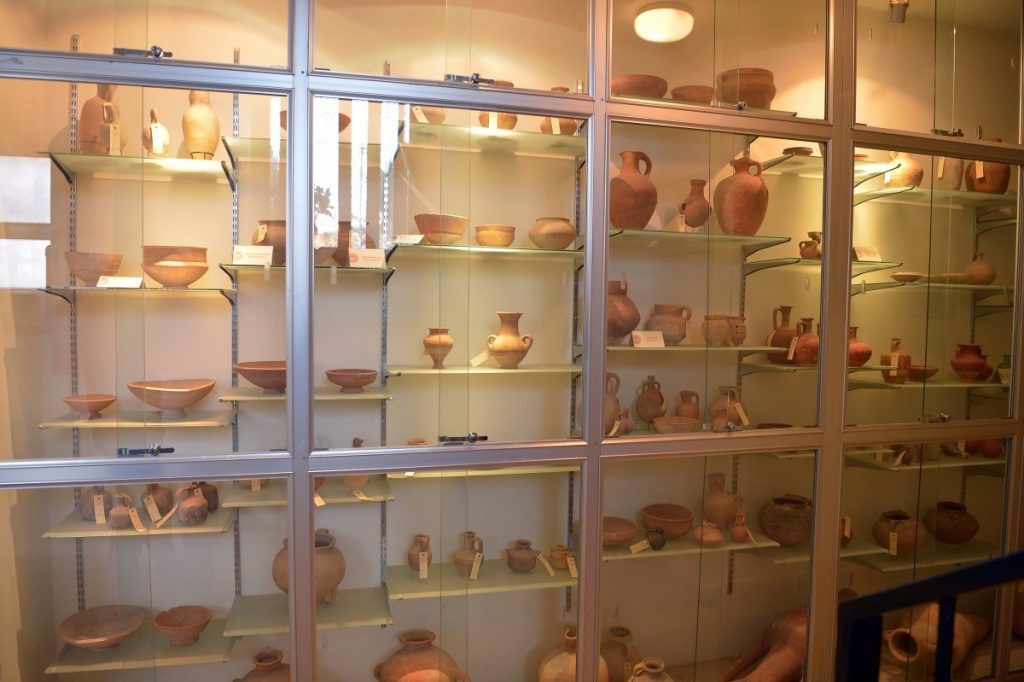 Sammlung des DEI Amman